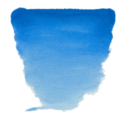 Краска акварельная Van Gogh туба 10мл №535 Лазурно-синий фталоцианин