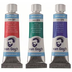 Краски акварельные Van Gogh туба 10мл
