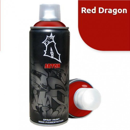 "Аэрозоль ""ARTON""  Red Dragon  A307 (N-295), 400 мл"