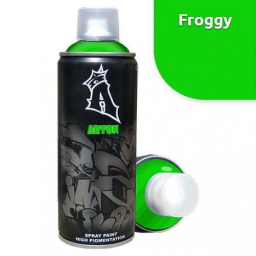 """Аэрозоль """"ARTON""""  Froggy  A604 (N-619), 400 мл"""