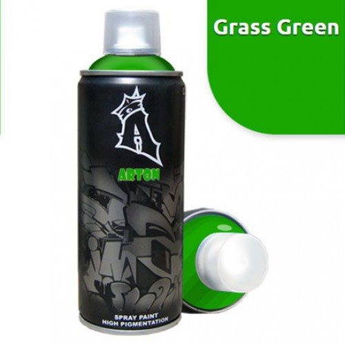 "Аэрозоль ""ARTON""  Grass Green  A606 (R-600), 400 мл"