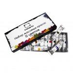 Набор масляных красок Малевичъ, 12 цветов