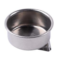 Масленка одинарная металлическая «Сонет»