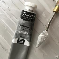 """Серебро, масло """"Tician"""", туба 46 мл."""