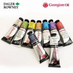 Краски масляные Daler-Rowney Georgian, туба 38 мл