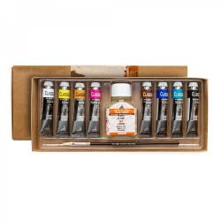 Набор масляных красок Maimeri Classico 8х20 мл
