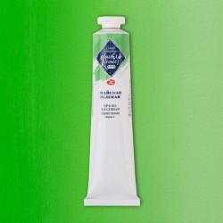 """Масляная краска, Майская зеленая,  """"Мастер-класс"""", туба 46 мл."""