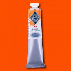 Кадмий оранжевый, темпера «Мастер-класс», туба 46 мл.