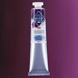 Фиолетовый хинакридон, темпера «Мастер-класс», туба 46 мл.