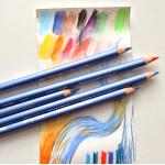 Акварельный карандаш Marino 128 Маджента (Magenta)