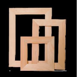Подрамники, рамки