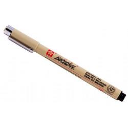 Ручка-кисточка PIGMA BRUSH, черная