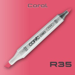 Маркер Copic CIAO R35 Coral (Коралловый)