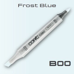 Маркер Copic CIAO B00 Frost Blue (Синий Морозный)
