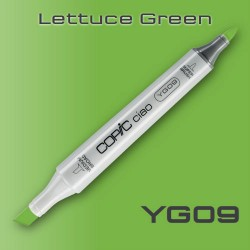 Маркер Copic CIAO YG09 Lettuce Green (Зеленый Салат)