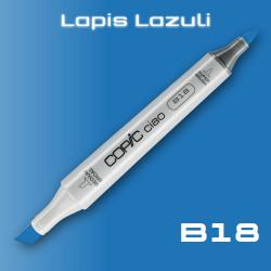 Маркер Copic CIAO B18 Lapis Lazuli (Лазурит)