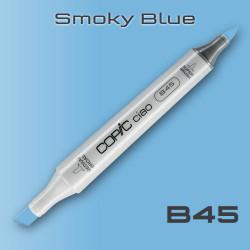 Маркер Copic CIAO B45 Smoky Blue (Синий Дымчатый)