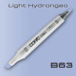 Маркер Copic CIAO B63 Light Hydrangea (Светлая Гортензия)