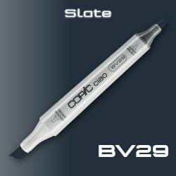 Маркер Copic CIAO BV29 Slate (Синевато-Серый)