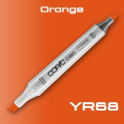 Маркер Copic CIAO YR68 Orange (Оранжевый)