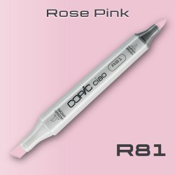 Маркер Copic CIAO R81 Rose Pink (Розовая Роза)