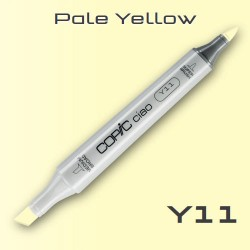 Маркер Copic CIAO Y11 Pale Yellow (Бледно-Желтый)