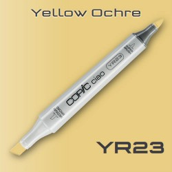 Маркер Copic CIAO YR23 Yellow Ochre (Охра Желтая)