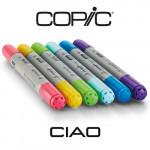 Маркеры Copic CIAO на спиртовой основе 180 оттенков