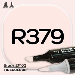 Маркер FINECOLOR Brush R379 Розоватая ваниль