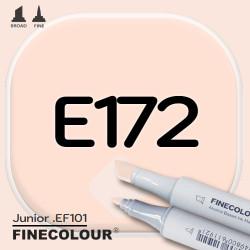 Маркер FINECOLOR Junior E172 Ячмень двухсторонний
