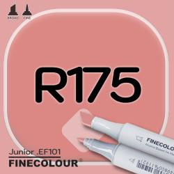 Маркер FINECOLOR Junior R175 Красноватая латунь двухсторонний