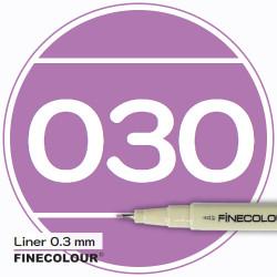Линер FINECOLOUR Liner 029 Темно-сиреневый
