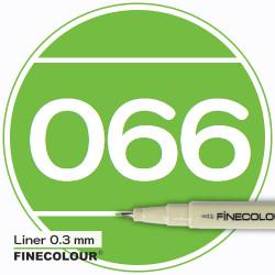 Линер FINECOLOUR Liner 065 Темно-зеленый