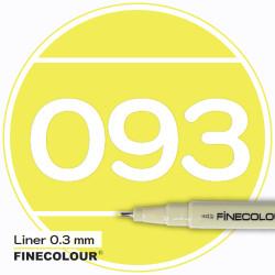 Линер FINECOLOUR Liner 092 Черный
