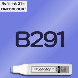 Заправка Finecolor Ink B291 Ломонос, 21 мл