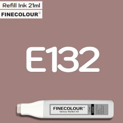 Заправка Finecolor Ink E132 Умбра, 21 мл
