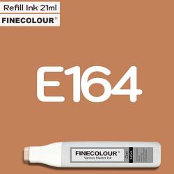 Заправка Finecolor Ink E164 Коричневый верблюд, 21 мл