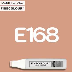 Заправка Finecolor Ink E168 Древесно-коричневый, 21 мл