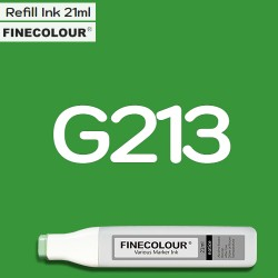 Заправка Finecolor Ink G213 Нефрит, 21 мл