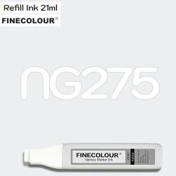 Заправка Finecolor Ink NG275 Нейтральный серый №1, 21 мл