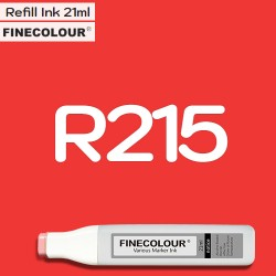 Заправка Finecolor Ink R215 Алый, 21 мл