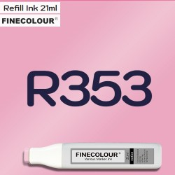 Заправка Finecolor Ink R353 Бугенвиль, 21 мл