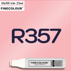 Заправка Finecolor Ink R357 Персик, 21 мл