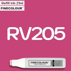 Заправка Finecolor Ink RV205 Пион, 21 мл