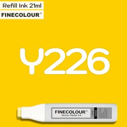 Заправка Finecolor Ink Y226 Канарейка, 21 мл