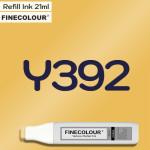 Заправка Finecolor Ink Y392 Горчичный, 21 мл