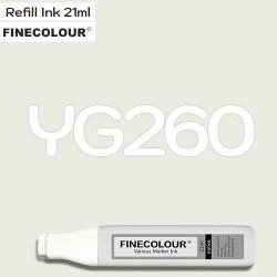Заправка Finecolor Ink YG260 Желтовато-серый №2, 21 мл