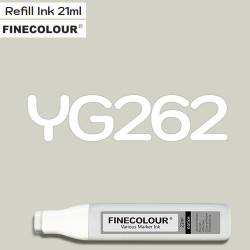 Заправка Finecolor Ink YG262 Желтовато-серый №4, 21 мл