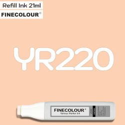 Заправка Finecolor Ink YR220 Абрикос, 21 мл