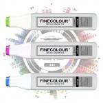 Заправки Finecolour REFILL INK, 21 мл.